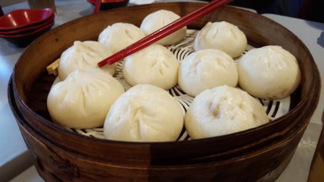 Restaurant Dumplings Pain Farci