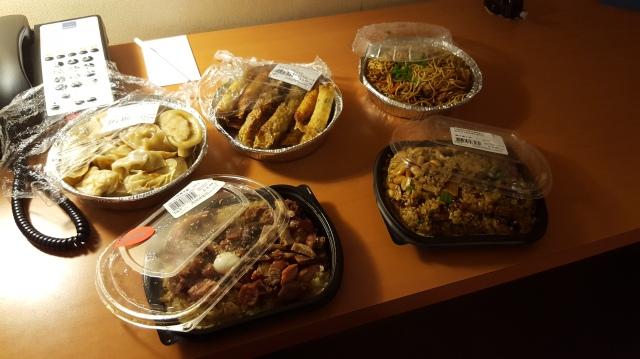 Dinner T&T Supermarket
