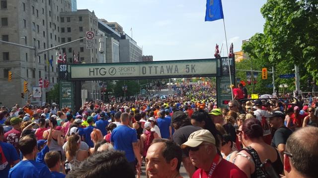 Ottawa 5 km Race Weekend