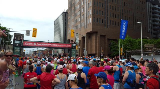 Ottawa Half Marathon 2016