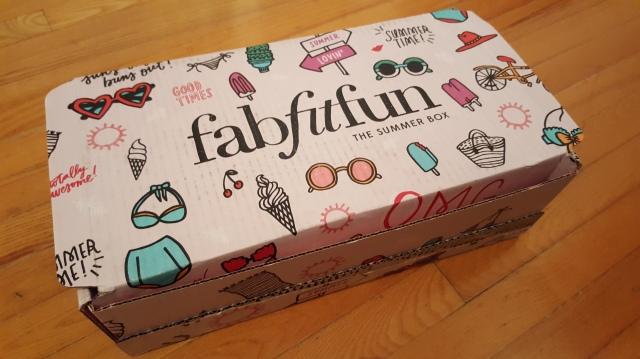 FabFitFun Summer 2016