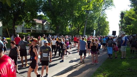 Pointe Claire Marathon