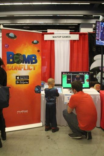 Bomb Conflict