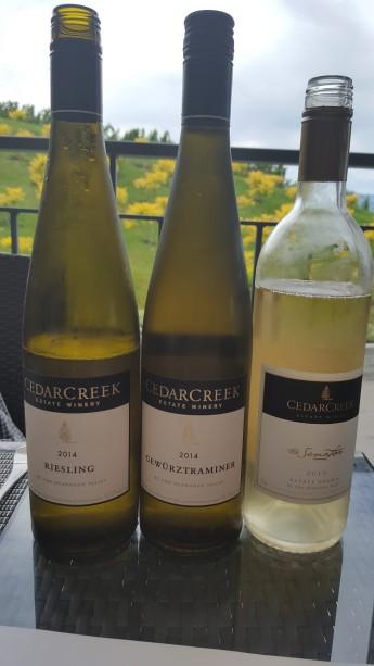Cedar Creek Winery Estate