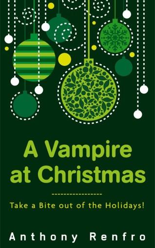 A vampire at christmas