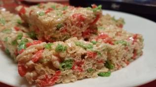 Festive Rice Krispies