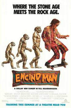Encino Man movie poster