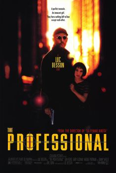 Leon: The Professional movie poster