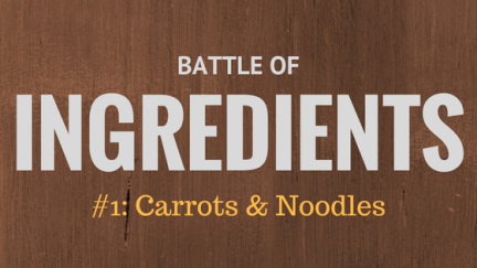 Battle of Ingredients