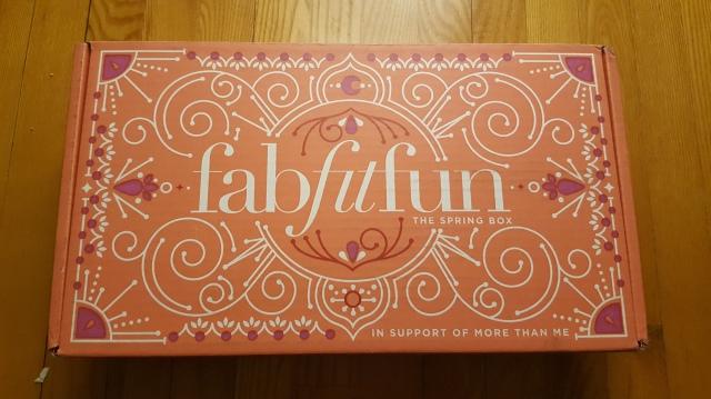 FabFitFun Spring 2017