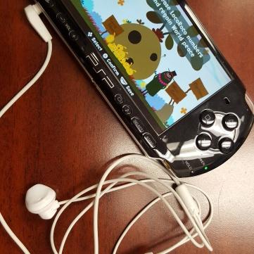 My companion PSP