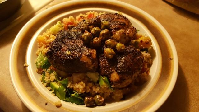 North African Chicken
