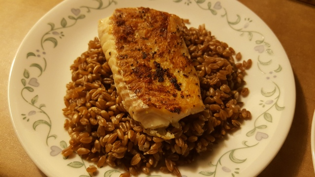 Seared Haddock Goodfood