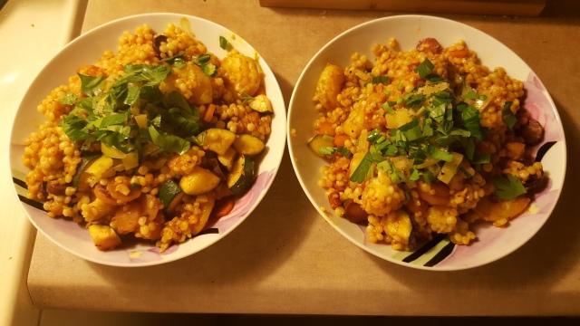 Goodfood Spiced Shrimp