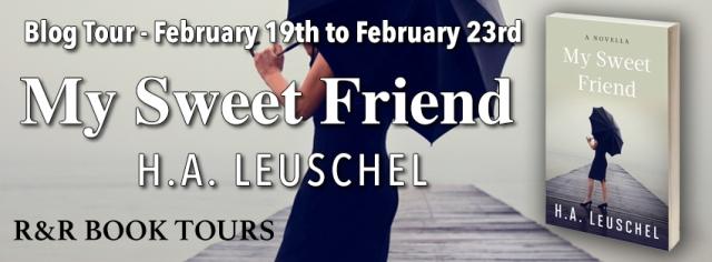 My Sweet Friend Blog Tour