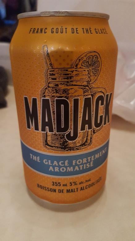 Madjack Iced Tea