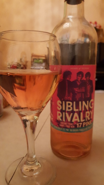 Sibling Rivalry Pink VQA