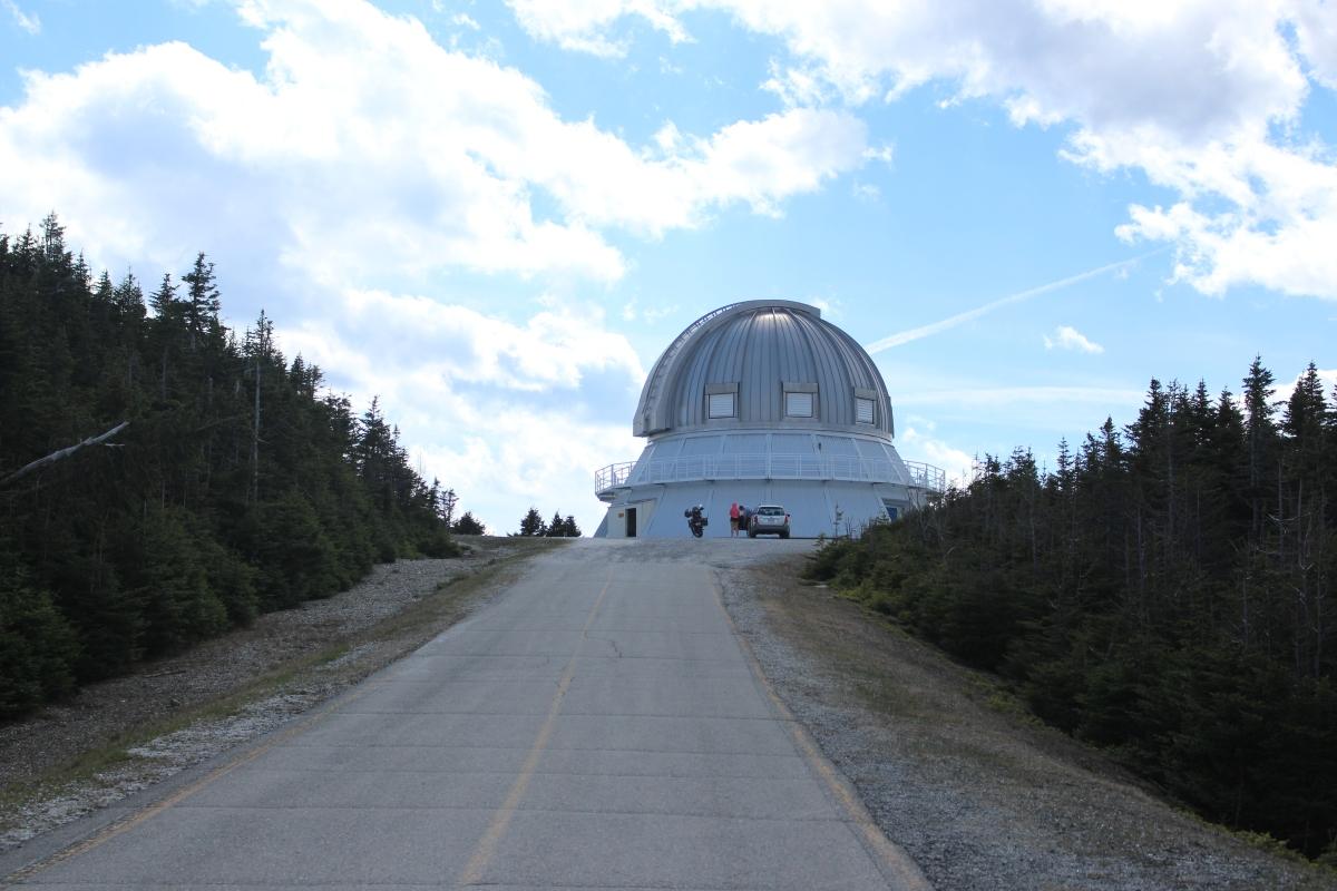 Mont Megantic National Park