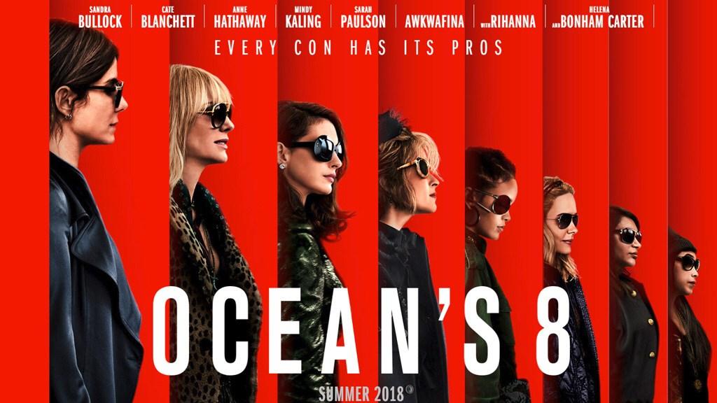 Ocean S Eight 2018 Tranquil Dreams