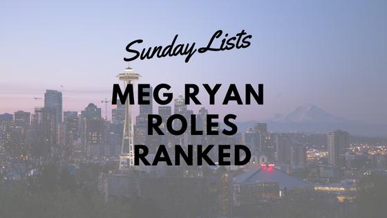 Meg Ryan List