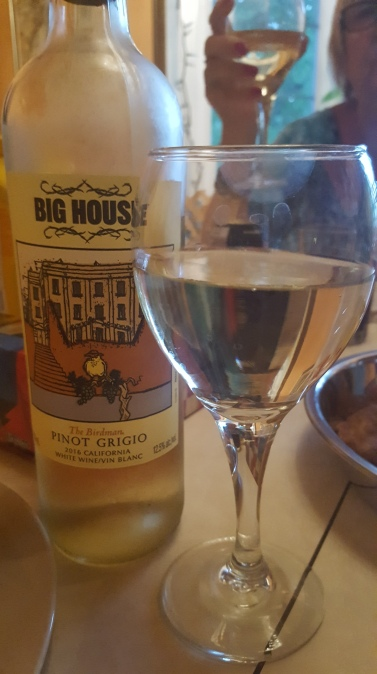 Big House White Wine