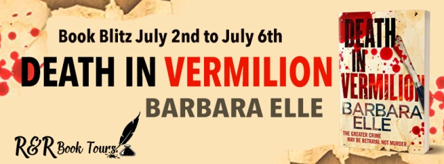 Blog Tour Death in Vermilion