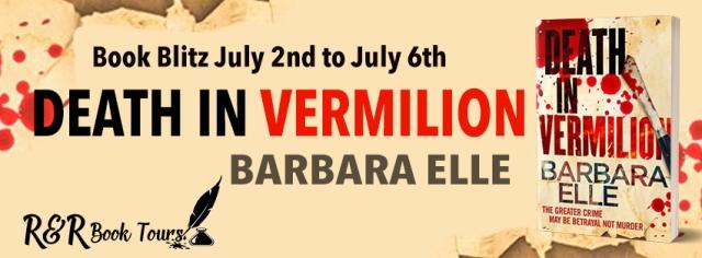 Blog Tour Death in Vermilion