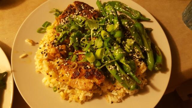 Togarashi Chicken Goodfood