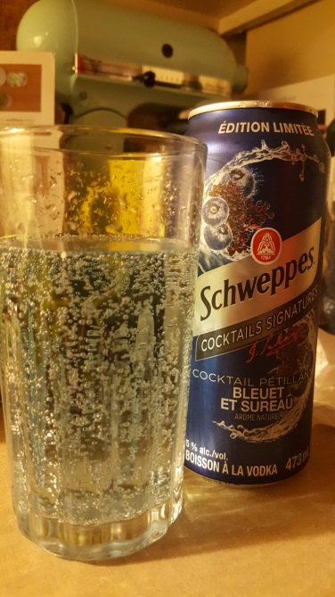 Schweppes Blueberry Elderberry