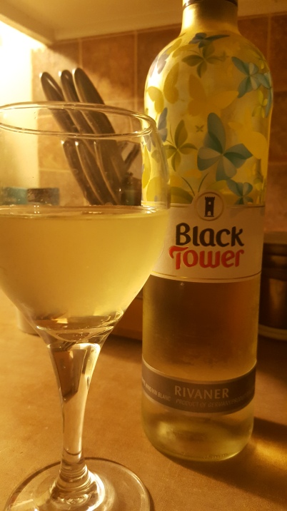 Black Tower Wine