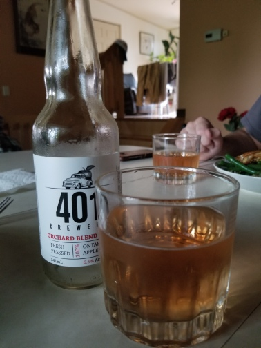 401 brewery cider