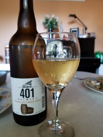 401 Brewery Oaked Cider