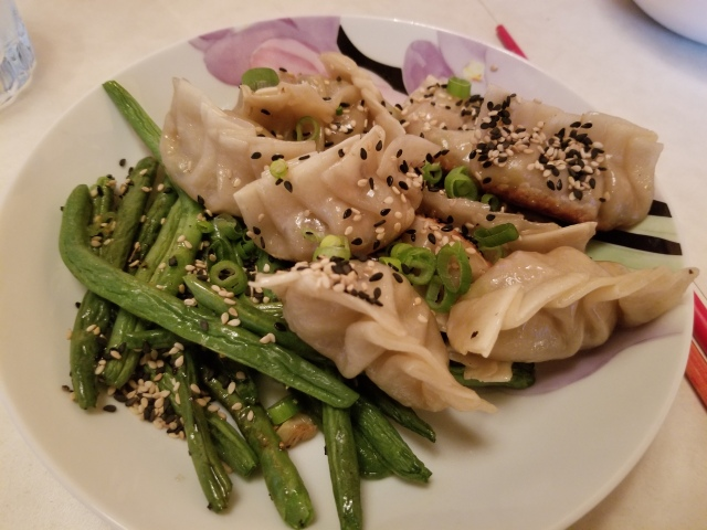 Peanut Butter Dumplings