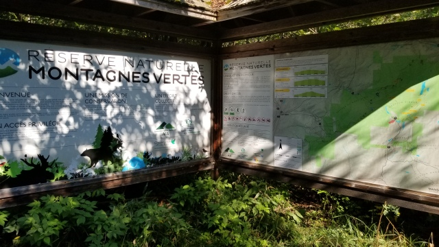 Reserve Naturelle Montagnes Vertes