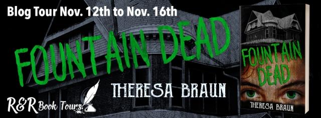 Fountain Dead Blog Tour