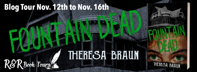 Fountain Dead Blog Tour