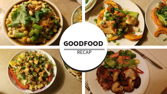goodfood recap