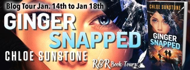 Ginger Snapped Blog Tour