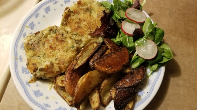 cod cakes goodfood
