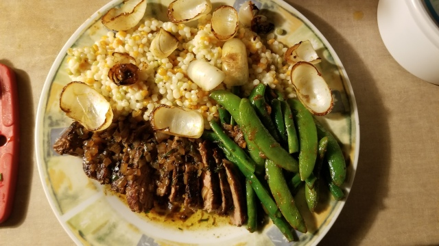 steaks cipollini onions goodfood