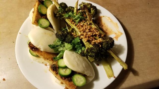 Tofu Bao Buns