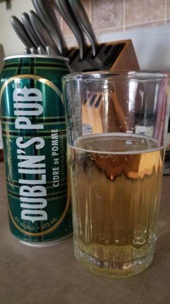 Dublin's Pub Apple Cider