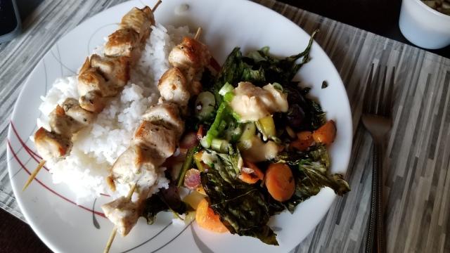 chicken yakitori goodfood