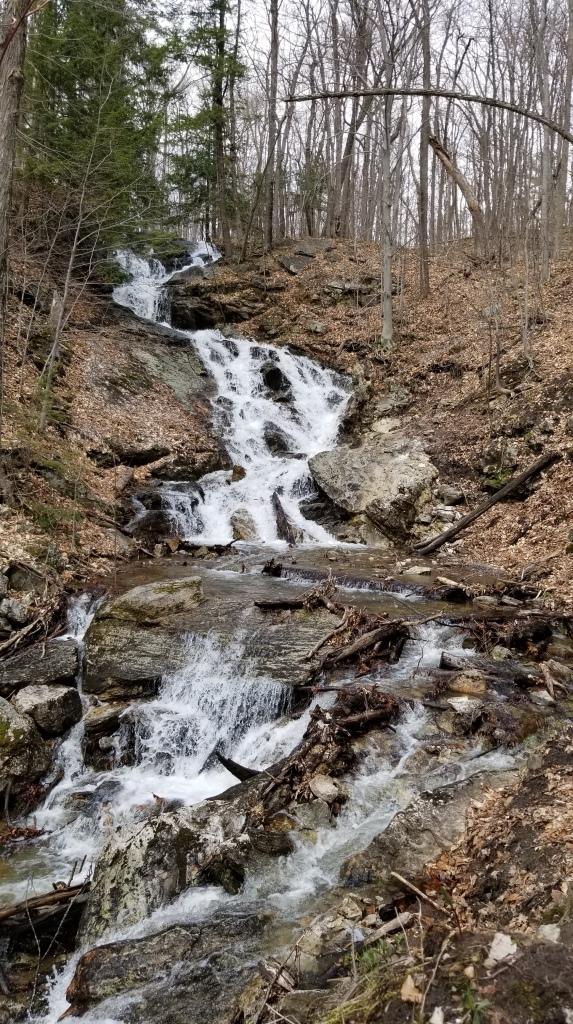 Waterfall Trail Gatineau Park