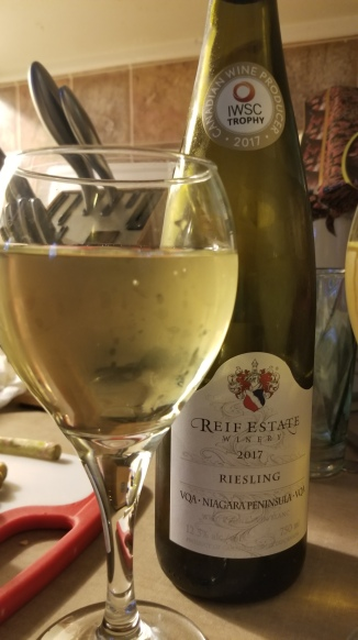 reif Estates Riesling