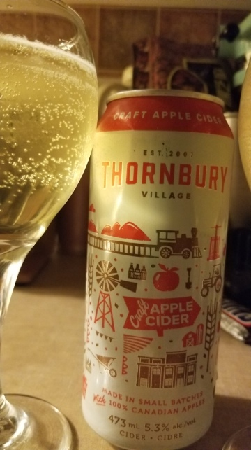 thornbury village apple cider