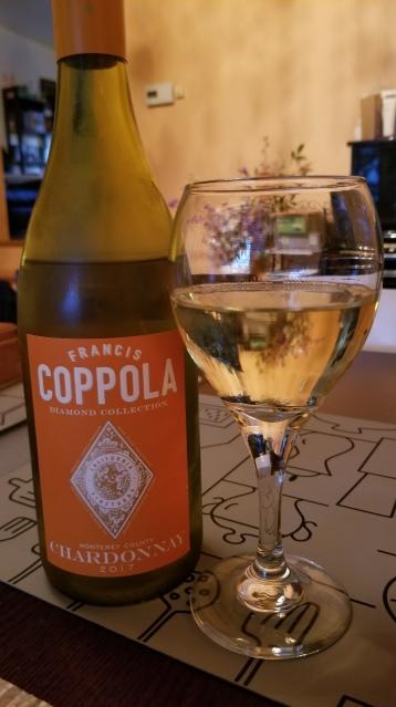 Francis Coppola Diamond Chardonnay 2017