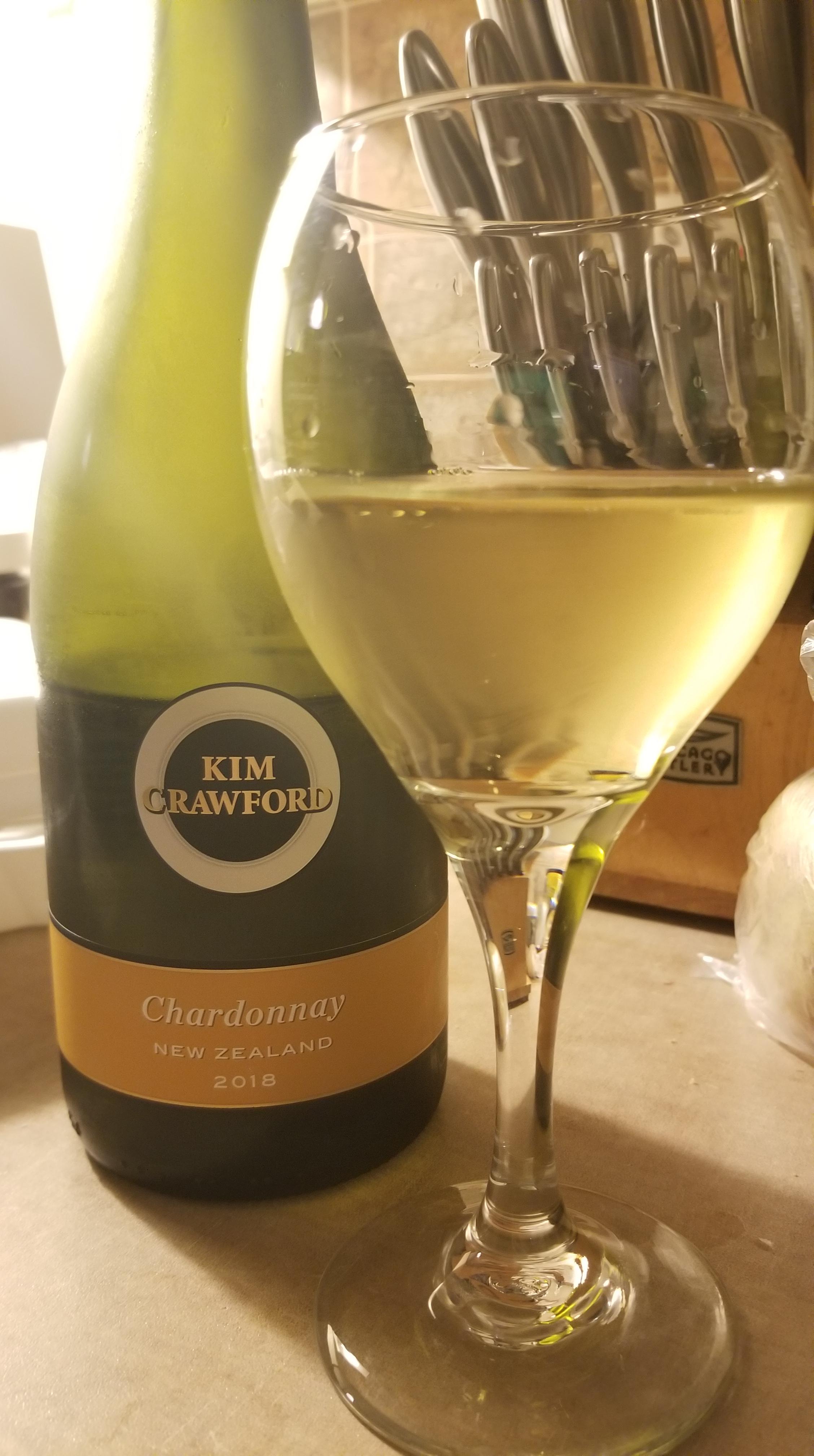 Kim Crawford Chardonnay 2018