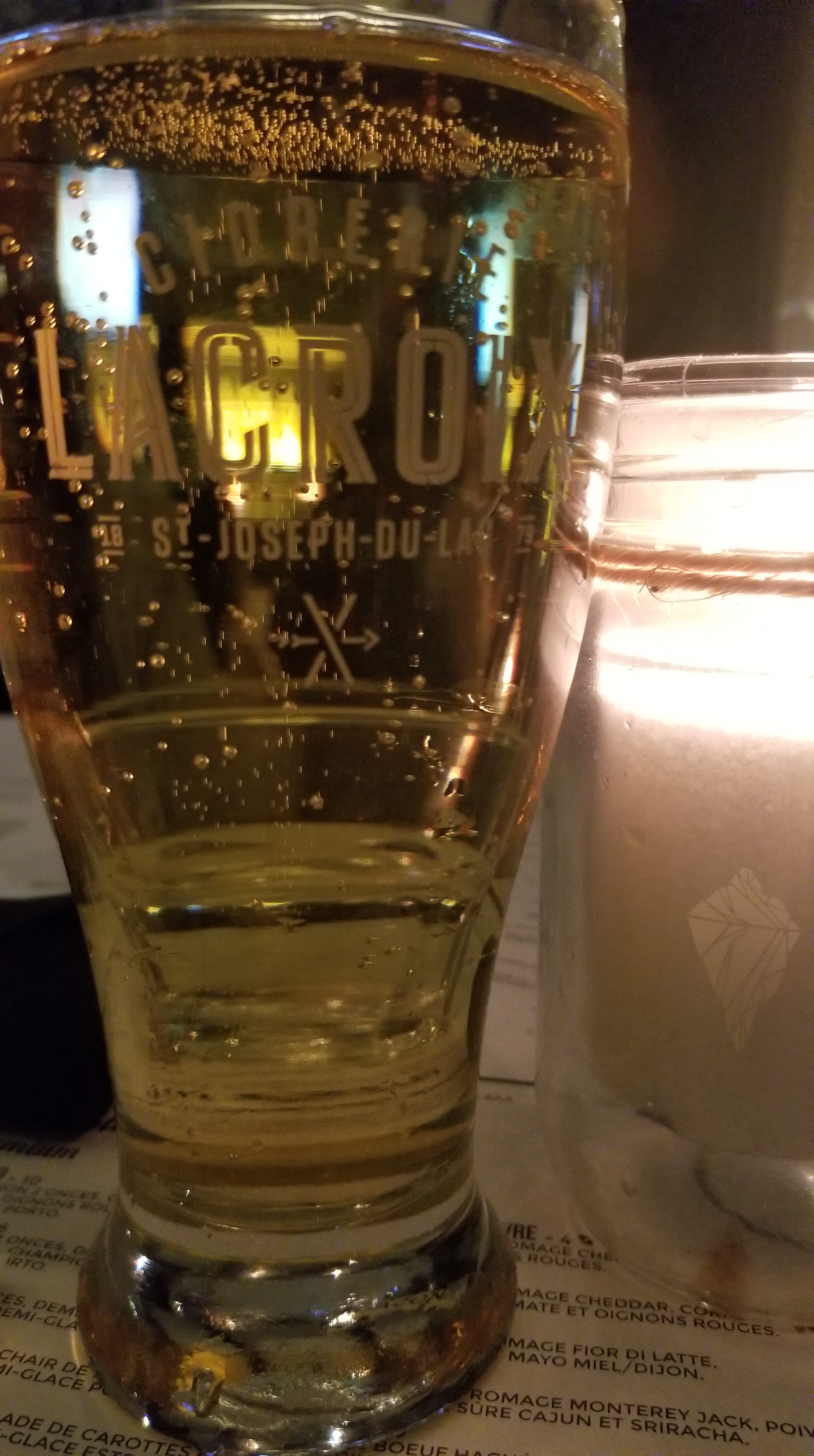 Lacroix Cider