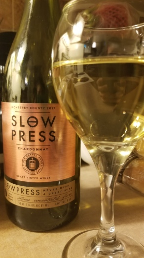 Slow Press Chardonnay